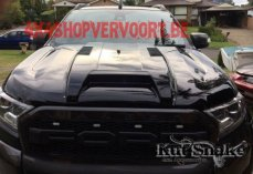 Luchthapper Hood Scoop Ford Ranger PX