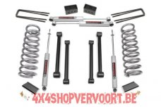 "Rough Country 3"" Lift Kit voor Dodge RAM 1500 4WD (94-01)"