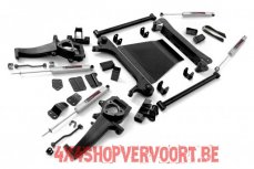 "Rough Country 5"" Lift Kit voor Dodge RAM 1500 4WD (02-05)"