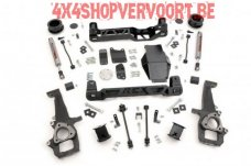 "4"" Rough Country Lift Kit - Dodge Ram 1500 4WD (09-11)"